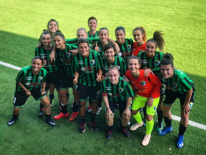 Calendario Nazionale Calcio.Chieti Calcio Femminile Serie C Nazionale Girone D Stagione